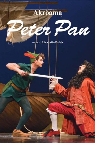 Cartolina Peter Pan